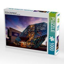 """CALVENDO Puzzle UCI Kino """"Kristallpalast"""" 1000 Teile Lege-Größe 64 x 48 cm Foto-Puzzle Bild von Dirk Meutzner von Meutzner,  Dirk"""