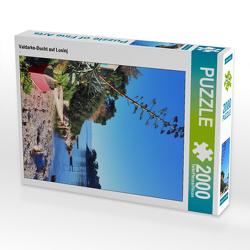 CALVENDO Puzzle Valdarke-Bucht auf Losinj 2000 Teile Lege-Größe 67 x 90 cm Foto-Puzzle Bild von N N