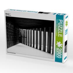 CALVENDO Puzzle Wände ? 2000 Teile Lege-Größe 90 x 67 cm Foto-Puzzle Bild von Norbert J. Sülzner / NJS-Photographie