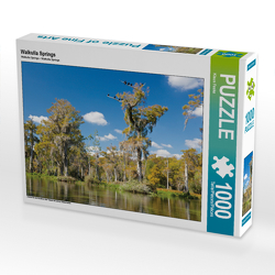 CALVENDO Puzzle Walkulla Springs 1000 Teile Lege-Größe 64 x 48 cm Foto-Puzzle Bild von Klaus Feske