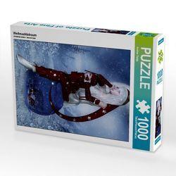 CALVENDO Puzzle Weihnachtstraum 1000 Teile Lege-Größe 48 x 64 cm Foto-Puzzle Bild von Andrea Tiettje von Tiettje,  Andrea