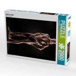 CALVENDO Puzzle Wenn er steht 2000 Teile Lege-Größe 67 x 90 cm Foto-Puzzle Bild von Stefan Weis