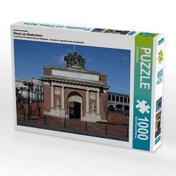 CALVENDO Puzzle Wesel am Niederrhein 1000 Teile Lege-Größe 64 x 48 cm Foto-Puzzle Bild von Christine Daus von Daus,  Christine