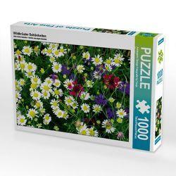 CALVENDO Puzzle Wildkräuter Schönheiten 1000 Teile Lege-Größe 64 x 48 cm Foto-Puzzle Bild von Avianaarts Design Fotografie by Tanja Riedel von Design Fotografie by Tanja Riedel,  Avianaarts