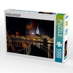 CALVENDO Puzzle Yachthafen Friedrichshafen 1000 Teile Lege-Größe 64 x 48 cm Foto-Puzzle Bild von Oliver Gärtner von Gärtner,  Oliver