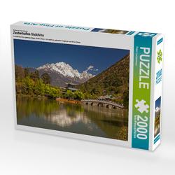 CALVENDO Puzzle Zauberhaftes Südchina 2000 Teile Lege-Größe 90 x 67 cm Foto-Puzzle Bild von Peter Lachenmayr