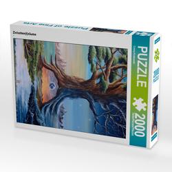 CALVENDO Puzzle Zwischen(t)räume 2000 Teile Lege-Größe 67 x 90 cm Foto-Puzzle Bild von Conny Krakowski