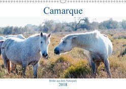 Camarque – Bilder aus dem Naturpark (Wandkalender 2018 DIN A3 quer) von Eble,  Tobias