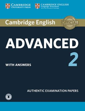 Cambridge English Advanced 2 for updated exam