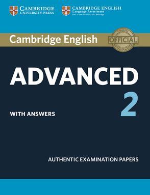 Cambridge English Advanced 2 for updated exam