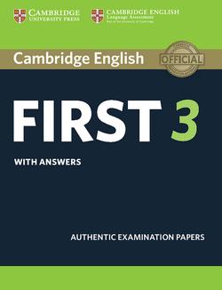 Cambridge English First 3