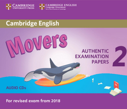 Cambridge English Young Learners Test Movers 2
