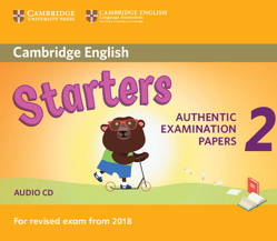 Cambridge English Young Learners Test Starters 2