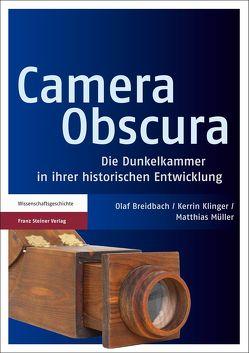 Camera Obscura von Breidbach,  Olaf, Klinger,  Kerrin, Müller,  Matthias
