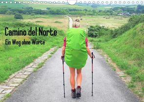 Camino del Norte – Ein Weg ohne Worte (Wandkalender 2019 DIN A4 quer) von Giesecke,  Maren