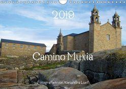 Camino Muxia (Wandkalender 2019 DIN A4 quer) von Luef,  Alexandra