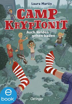 Camp Kryptonit von Becker,  Timo, Dürr,  Karlheinz, Martin,  Laura