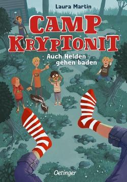 Camp Kryptonit von Dürr,  Karlheinz, Martin,  Laura