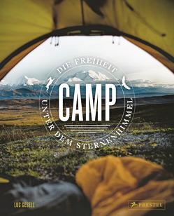 Camp / Zelten von Gesell,  Luc