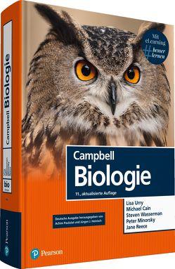 Campbell Biologie von Cain,  Michael L., Minorsky,  Peter V., Reece,  Jane B., Urry,  Lisa A., Wasserman,  Steven A.