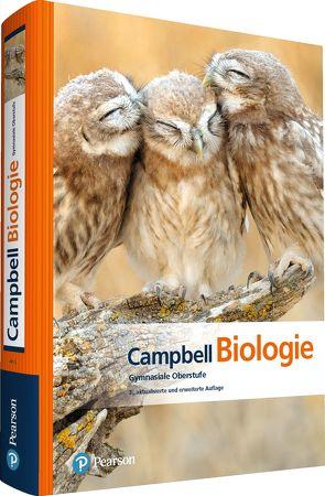 Campbell Biologie Gymnasiale Oberstufe von Cain,  Michael L., Minorsky,  Peter V., Reece,  Jane B., Urry,  Lisa A., Wasserman,  Steven A.