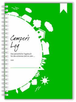 Camper's Log von Harms,  Knut, Harms,  Wiebke