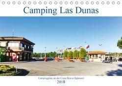 Camping Las Dunas (Tischkalender 2018 DIN A5 quer) von Vogler,  Andreas