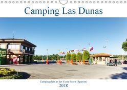 Camping Las Dunas (Wandkalender 2018 DIN A4 quer) von Vogler,  Andreas
