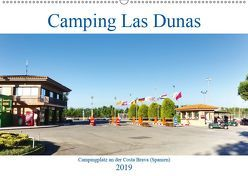 Camping Las Dunas (Wandkalender 2019 DIN A2 quer) von Vogler,  Andreas