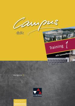 Campus C – neu / Campus C Training 1 – neu von Bauhus,  Sonja, Butz,  Johanna, Fuchs,  Johannes, Kusebauch,  Sabine, Lobe,  Michael, Marquard,  Matthias, Zitzl,  Christian