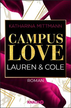 Campus Love von Mittmann,  Katharina