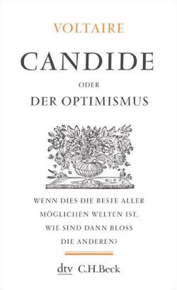 Candide von Lehmann,  Ilse, Voltaire, Weinrich,  Harald