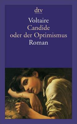 Candide oder der Optimismus von Tschöke,  Wolfgang, Voltaire