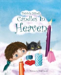 Candles In Heaven von Stindt,  Patricia