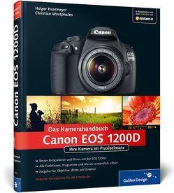 Canon EOS 1200D. Das Kamerahandbuch von Haarmeyer,  Holger, Westphalen,  Christian