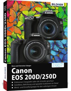 Canon EOS 200D / 250D von Bildner,  Christian, Sänger,  Dr. Christian, Sänger,  Dr. Kyra
