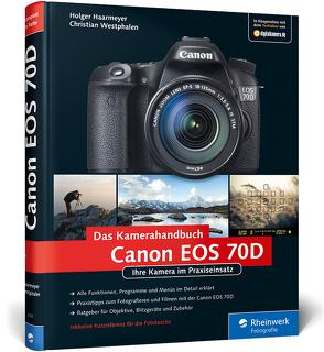 Canon EOS 70D von Haarmeyer,  Holger, Westphalen,  Christian