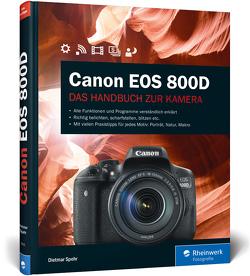 Canon EOS 800D von Spehr,  Dietmar