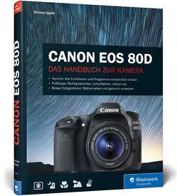 Canon EOS 80D von Spehr,  Dietmar