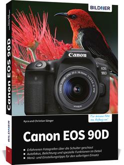 Canon EOS 90D von Bildner,  Christian, Sänger,  Dr. Christian, Sänger,  Dr. Kyra