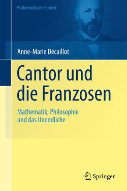 Cantor und die Franzosen von Décaillot,  Anne-Marie, Volkert,  Klaus