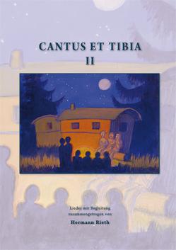 Cantus et Tibia Band 2 von Bildstein,  Georg, Rieth,  Hermann