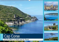 Cap Corse (Wandkalender 2019 DIN A2 quer) von Jordan,  Andreas