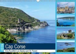 Cap Corse (Wandkalender 2019 DIN A3 quer) von Jordan,  Andreas