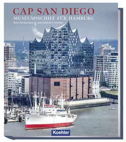 Cap San Diego von Cornelius,  Ann-Kathrin, Flechsenhar,  Kurt
