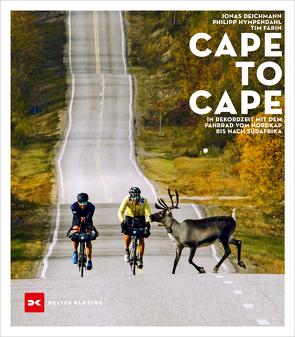 Cape to Cape von Deichmann,  Jonas, Farin,  Tim, Hympendahl,  Philipp