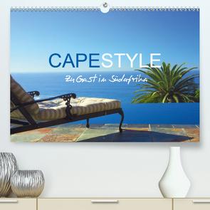 CAPESTYLE – Zu Gast in Südafrika CH – KalendariumCH-Version (Premium, hochwertiger DIN A2 Wandkalender 2021, Kunstdruck in Hochglanz) von Hagge & Alfred Puchta,  Kerstin