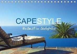 CAPESTYLE – Zu Gast in Südafrika CH – KalendariumCH-Version (Tischkalender 2018 DIN A5 quer) von Hagge & Alfred Puchta,  Kerstin
