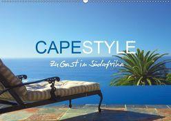 CAPESTYLE – Zu Gast in Südafrika CH – KalendariumCH-Version (Wandkalender 2019 DIN A2 quer) von Hagge & Alfred Puchta,  Kerstin