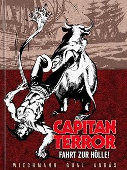 Capitan Terror 6 von Gual,  Josep, Wiechmann,  Peter